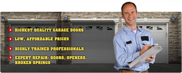 Garage Door Repair Huntington Park